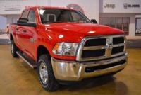 2014 Dodge Ram 2500 - Fire Engine Red